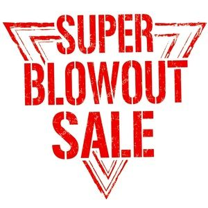 Other - HUGE SALE! Check it out and enjoy shopping! ❤️😊